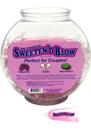 Sweeten D Blow Pillow Packs Assorted Flavors .34 Ounce