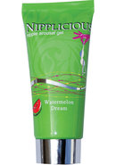 Nipplicious Nipple Arousal Gel Watermelon Dream 1 Ounce